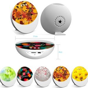 Colorful Lights Wireless Speaker