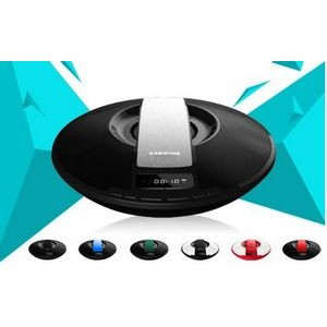 UFO Shaped Wireless Speaker With Alarm Clock