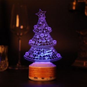 Christmas Tree 3D Wireless Wireless Speaker