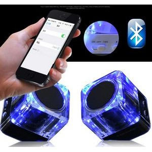 Crystal Wireless Speaker