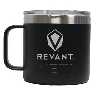 14 Oz. Engraved YETI® Rambler Handle Mug